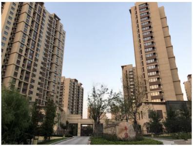 """中韩片区整村改造项目全部竣工验收,高标准""""花园式""""社区获居民赞誉"""
