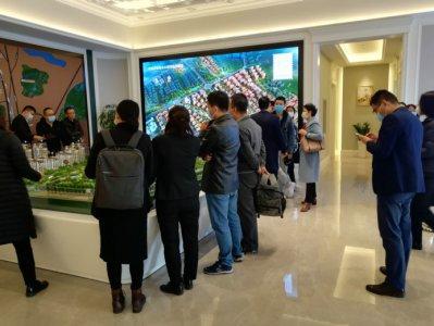 青岛印象·滟营销中心处暨样板间盛大开放